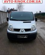 2010 Renault Trafic   автобазар