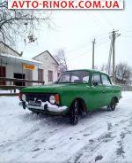 Авторынок | Продажа 1983 Москвич 412