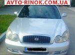 Авторынок | Продажа 2004 Hyundai Sonata