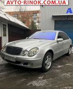 2002 Mercedes HSE W211  автобазар