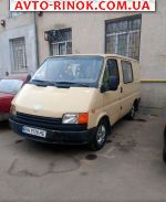 1991 Ford Transit   автобазар