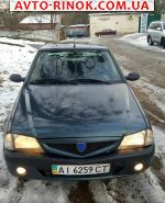 Авторынок | Продажа 2004 Dacia Solenza