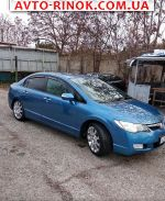 Honda Civic  2009, 447800