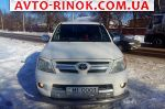 2007 Toyota Hilux   автобазар