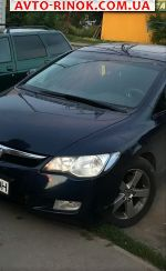 Honda Civic  2007, 206000 грн.