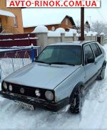 1985 Volkswagen Golf   автобазар