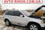 2000 BMW X5 е53  автобазар