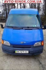 1993 Ford Transit   автобазар