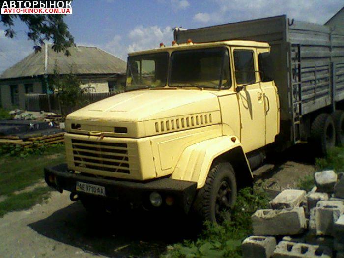 Авторынок | Продажа 1995 КРАЗ 65101