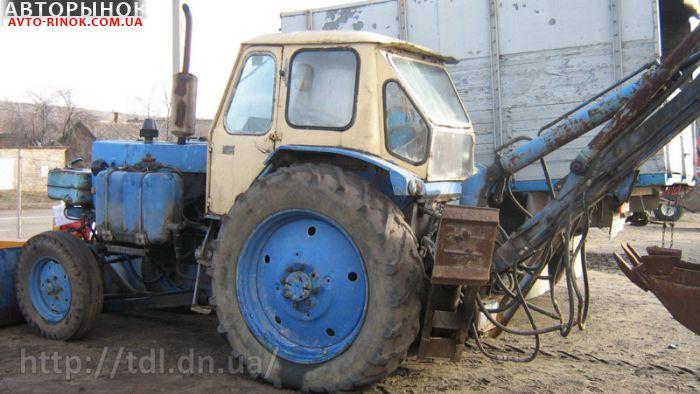 Авторынок - Продам 1988 Трактор ЮМЗ-6 - Дружковка, Донецкая область
