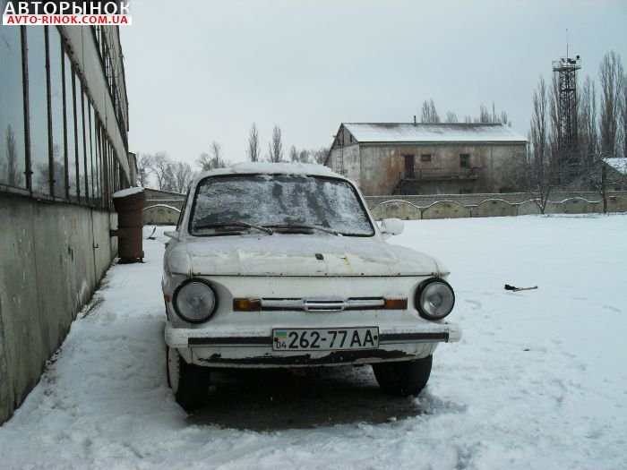 Авторынок | Продажа 1981 ЗАЗ 968 968м