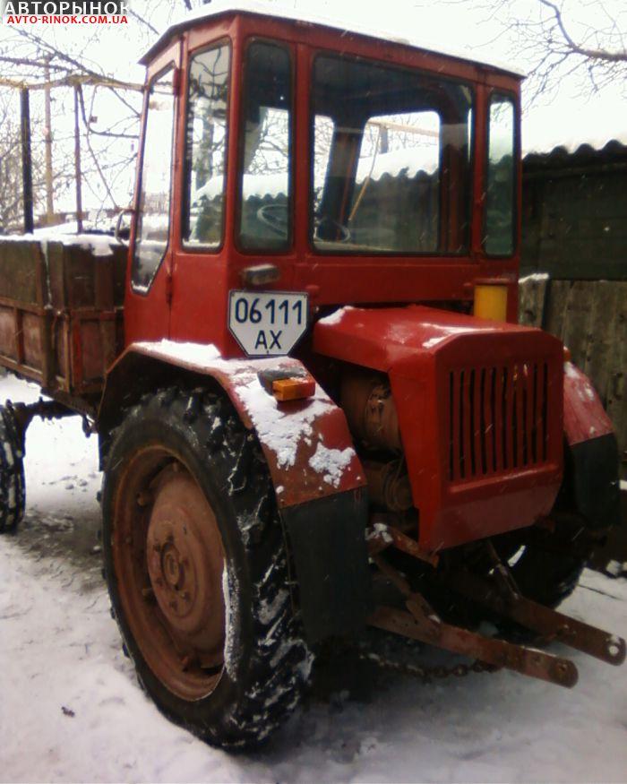 Авторынок Продажа 1990 Трактор Т-16 мг.