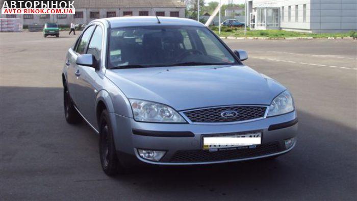 Авторынок | Продажа 2006 Ford Mondeo