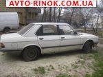 1986 BMW 5 Series E28