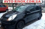 2007 Nissan Note   автобазар