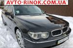 2005 BMW 7 Series   автобазар