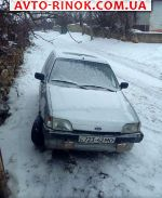 1993 Ford Fiesta   автобазар