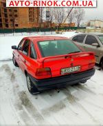 1991 Ford Escort   автобазар