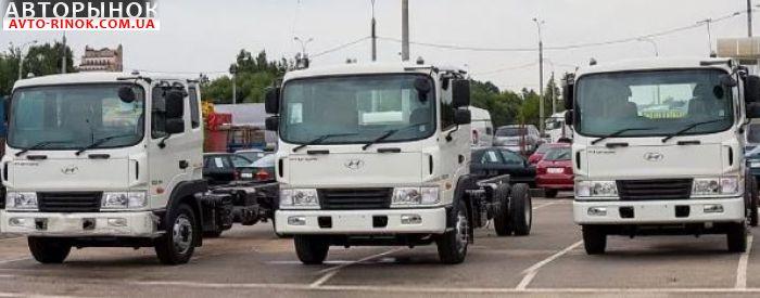 Авторынок   Продажа 2018 Hyundai HD120