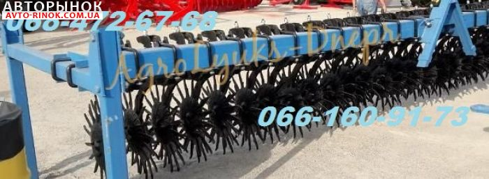 Авторынок   Продажа 2019 Трактор МТЗ Борона Ротационная навесная БР-6м