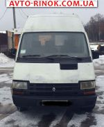 1994 Renault Trafic   автобазар