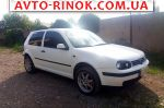 1998 Volkswagen Golf 4  автобазар