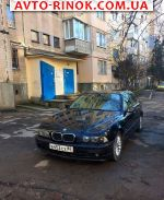 2002 BMW 5 Series   автобазар