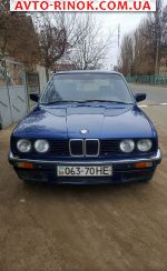 1984 BMW 3 Series   автобазар