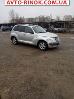 Chrysler PT Cruiser  2000, 2500 $