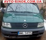 2000 Mercedes Vito 110 CDI 8 мест  автобазар