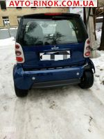 2002 Smart Fortwo   автобазар