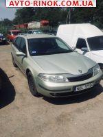 Авторынок | Продажа 2005 Renault Laguna