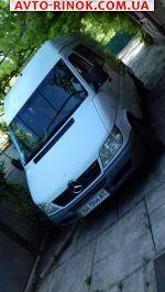 Авторынок   Продажа 2005 Mercedes Sprinter БУС грузопассажирский