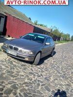 Авторынок   Продажа 1997 BMW 5 Series E39 535