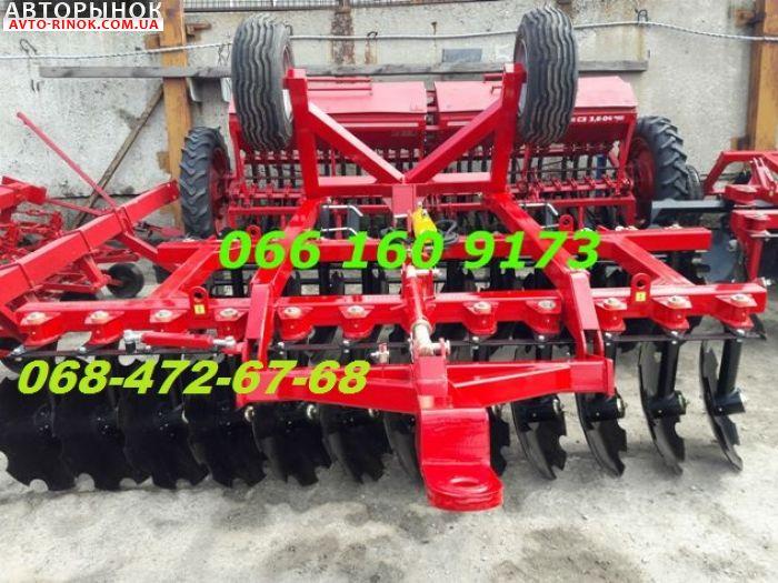 Авторынок   Продажа 2019 Трактор МТЗ Прицепная борона дисковая БПД 3200