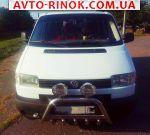 Авторынок | Продажа 1998 Volkswagen Transporter
