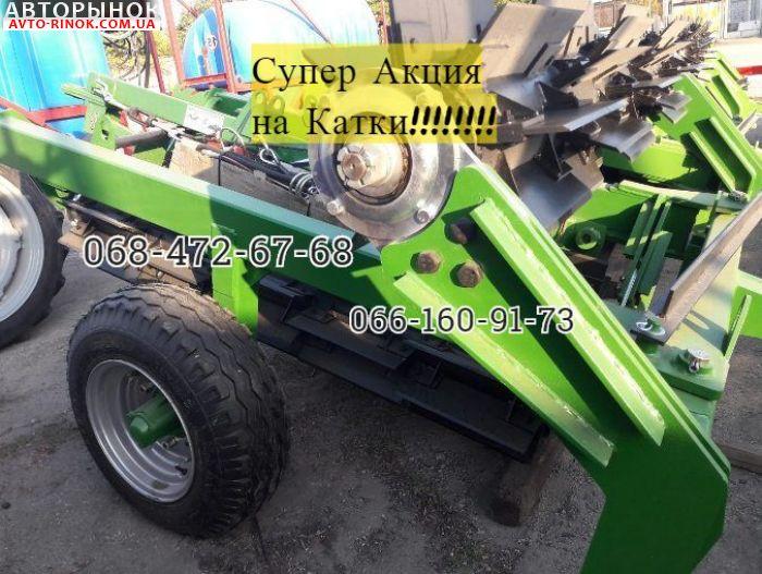 Авторынок | Продажа 2019 Трактор МТЗ Измельчитель Прицепной Катом - 6м