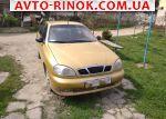 Авторынок | Продажа 2003 Daewoo Lanos 1.5 MT (86 л.с.)