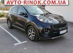 Авторынок | Продажа 2016 KIA Sportage 2.0 CRDi АТ 4WD (185 л.с.)