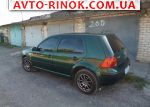 Авторынок   Продажа 2001 Volkswagen Golf 1.6 MT (100 л.с.)