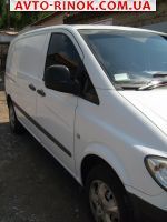 2006 Mercedes Vito 639  автобазар