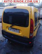 Авторынок   Продажа 2003 Renault Kangoo 1.5 dCi MT (65 л.с.)