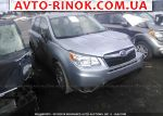 2014 Subaru Forester 2.5i Lineartronic AWD (171 л.с.)  автобазар