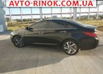 Hyundai Sonata 2.0 MPi AT (150 л.с.) 2013, 12000 $
