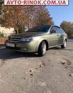 2005 Chevrolet Lacetti 1.6 MT (109 л.с.)  автобазар