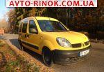 Авторынок | Продажа 2008 Renault Kangoo 1.5 dCi MT (86 л.с.)