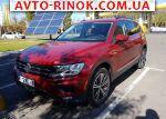 Авторынок   Продажа 2018 Volkswagen Tiguan