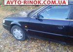 Авторынок | Продажа 1995 Audi A6 2.5 TDI MT (140 л.с.)