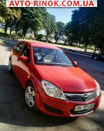 Opel Astra 1.8 AT (125 л.с.) 2008, 6000 $