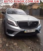 2014 Mercedes S S 63 AMG 4Matic Speedshift Plus 7G-Tronic длинная   автобазар